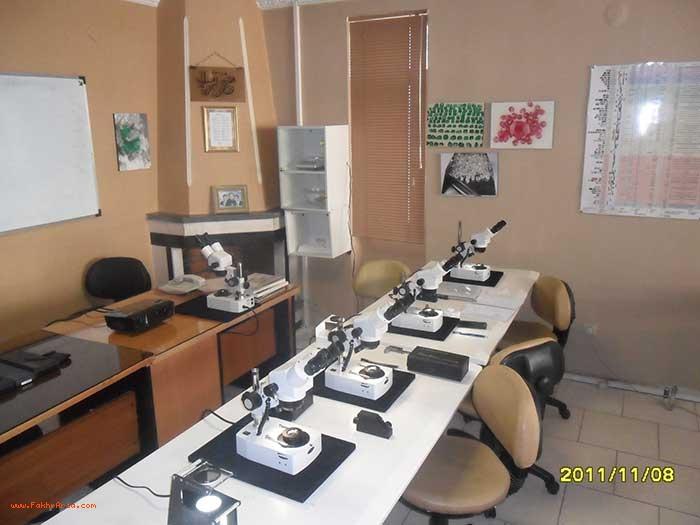 شروع ثبت نام کلاسهای ویژه سنگ شناسی