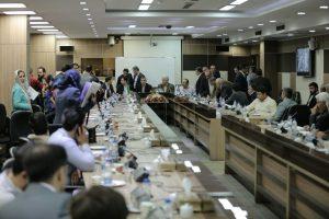 انتخاب هیات مدیره اتحادیه تولیدکنندگان طلا و جواهر در اتاق بازرگانی