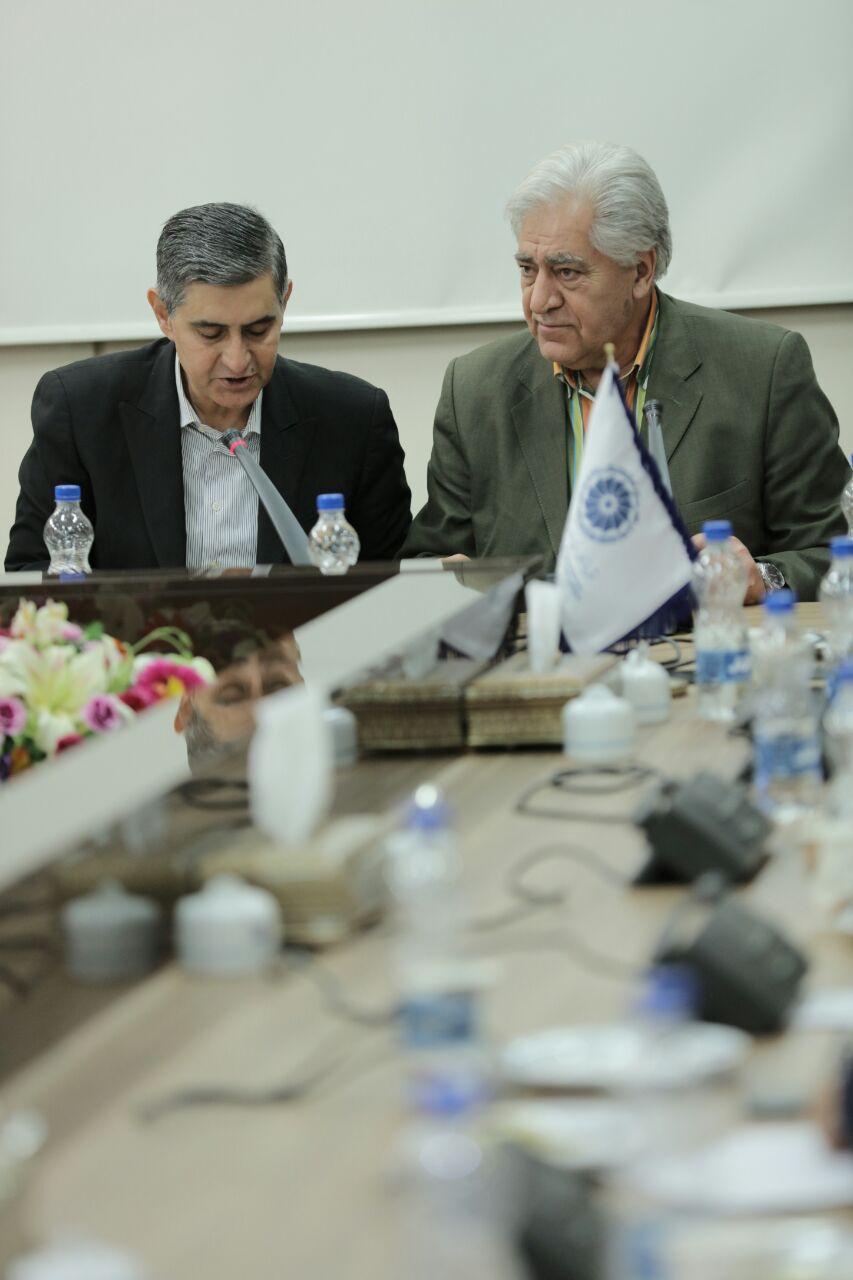 انتخاب هیات رئیسه اتحادیه تولیدکنندگان طلا و جواهر در اطاق بازرگانی تهران